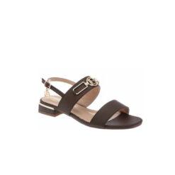 Sandále na nízkom podpätku Laura Biagiotti